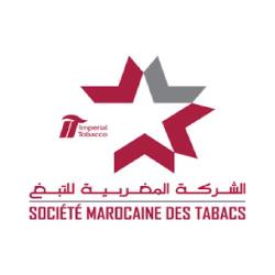 v - Logo Société Marocaine des Tabacs