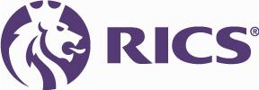 Logo de la RICS, Organisation professionnelle mondiale des métiers de l'immobilier, de l'urbanisme et de la construction