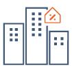 icone représentant l'expertise immobilière pour les besoins fiscaux, comptable et d'assurance
