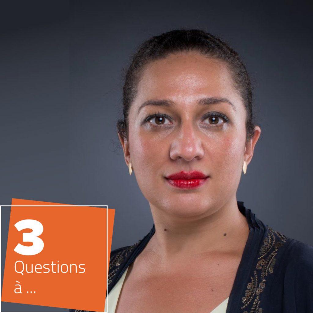 3 questions à Ghizlane Mrani Directrice Etudes et Conseils