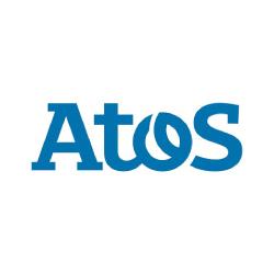 Logo client Atos