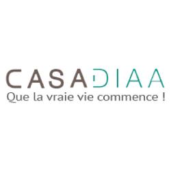Logo CASADIAA, projet de biens résidentiels