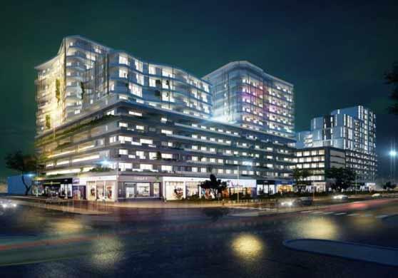 photo d'avia business immeuble de bureaux à louer