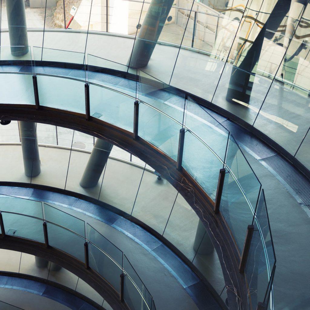 Immobilier d'entreprise : photo d'immeuble de bureaux