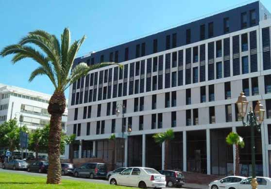 photo de sun city immeuble de bureaux à Hay Riad, Rabat, Maroc